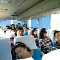 THE CHINESE TOUR BUS: TO BE AVOIDED AT ALL COSTS