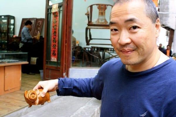 tunxi ancient street