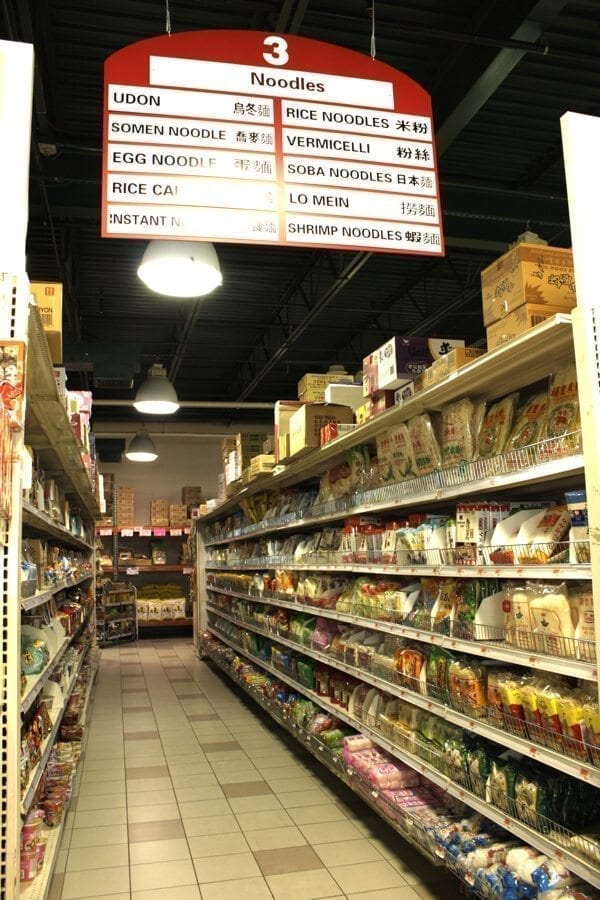 Best asian grocery store