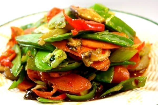 Everyday Chinese Vegetable Stir-Fry, by thewoksoflife.com