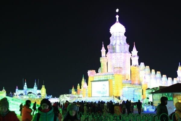 harbin-ice-and-snow-world - Harbin Ice Festival and Freezing our Butts Off! by thewoksoflife.com