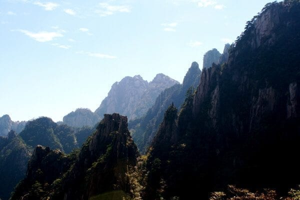 huangshan-mountain-view