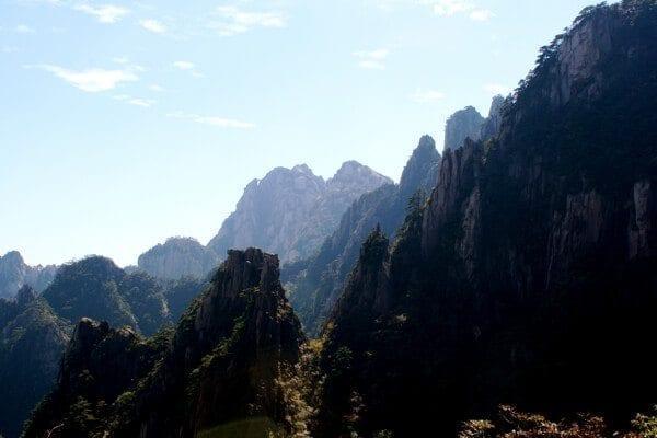 huangshan-mountain-view