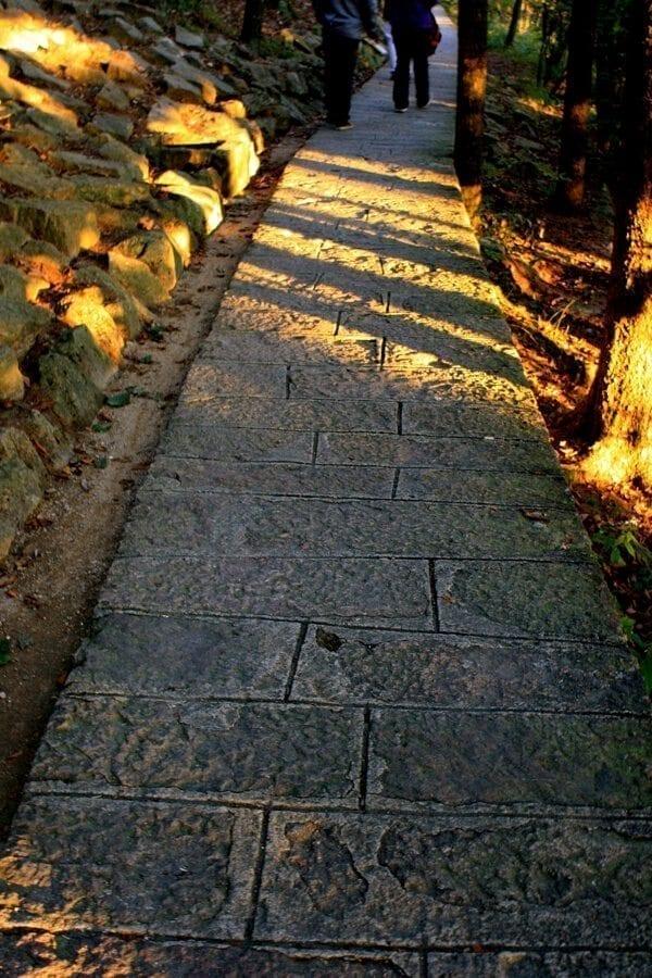 huangshan-path