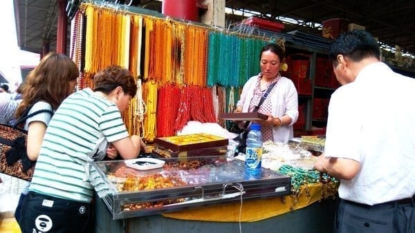 THE ART OF HAGGLING, CHINESE-STYLE