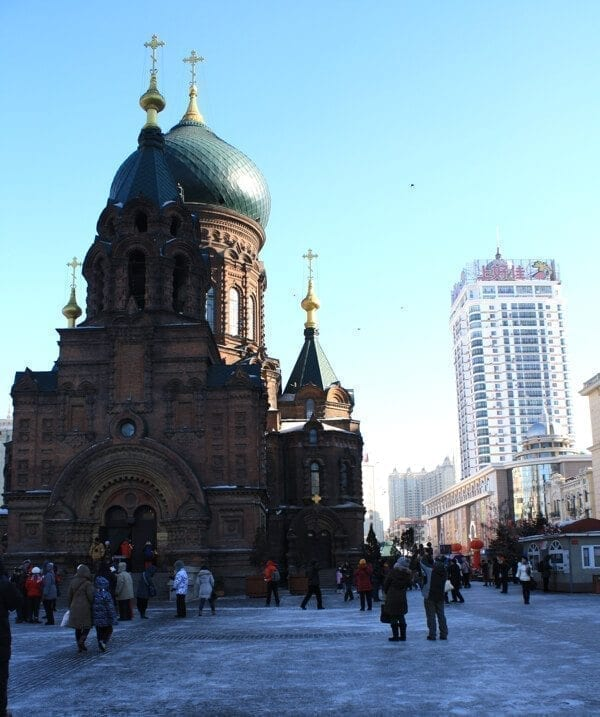 st-sophia-cathedral - Harbin Ice Festival and Freezing our Butts Off! by thewoksoflife.com
