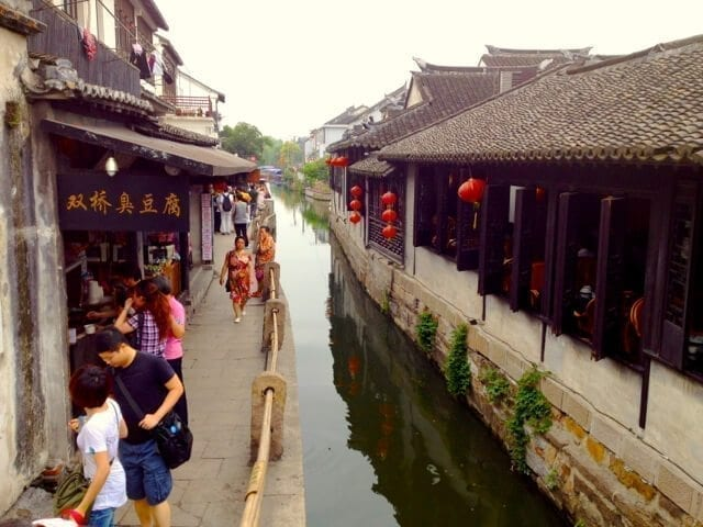 ZHOUZHUANG: THE VENICE OF THE EAST