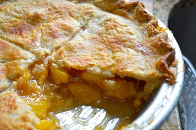 Peach Pie - The Woks of Life