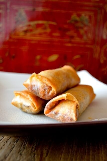 Shanghai-Style Spring Rolls - The Woks of Life