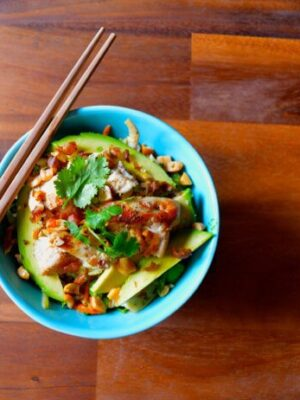 thai salad lime dressing