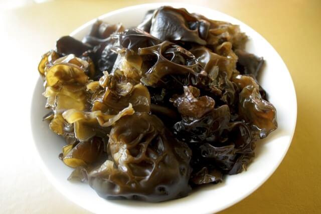Chinese Braised Chicken with Mushrooms, by thewoksoflife.com