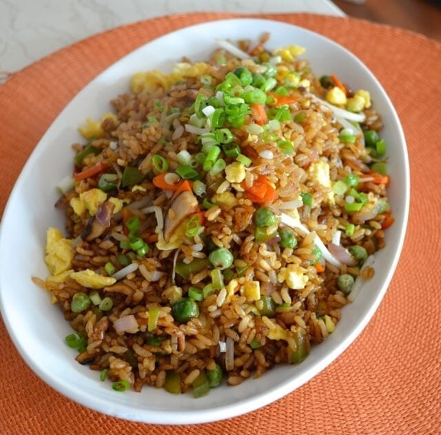 Vegetable Fried Rice - The Woks of Life