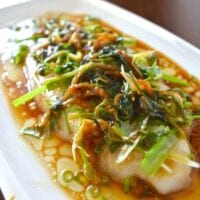 Cantonese Steamed Fish
