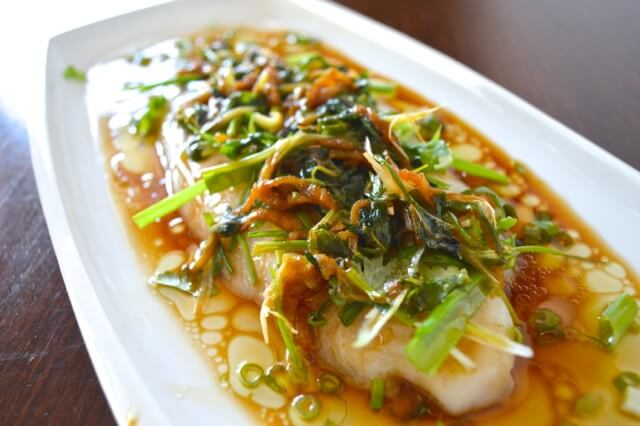cantonese steamed fish a 20 minute recipe the woks of life