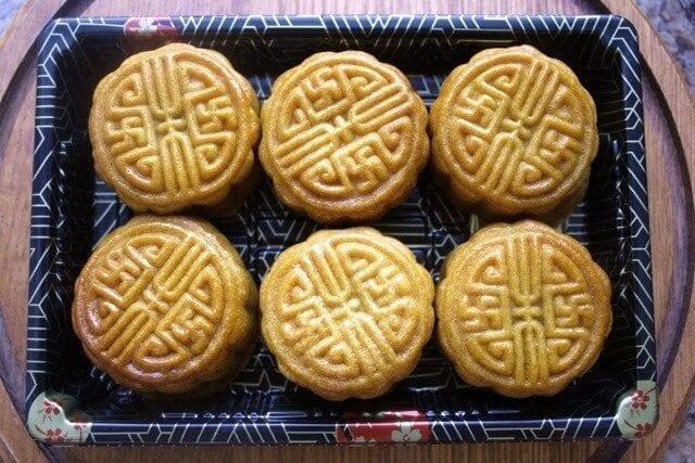 moon cakes