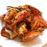Scallion Ginger Cantonese Crab