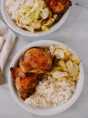 Roasted Five Spice Chicken, thewoksoflife.com