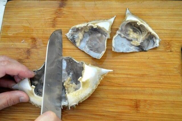 prep cantonese crab