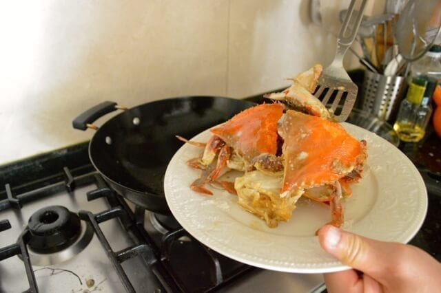 recipe cantonese crab