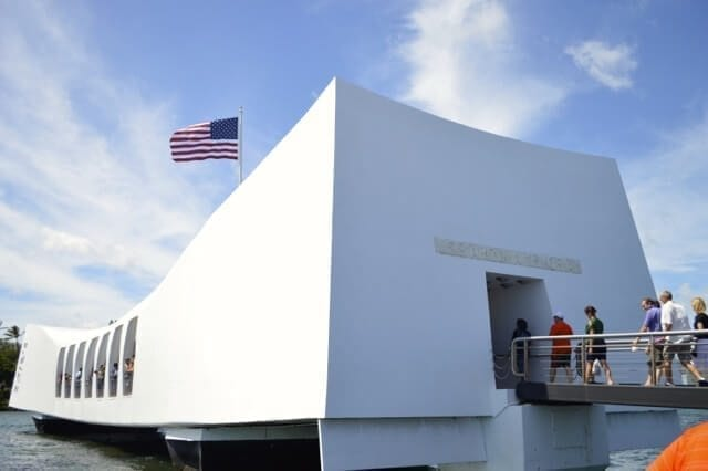 16 Reasons Why Hawaii is Pretttttty Much The Bomb - uss-arizona, by thewoksoflife.com