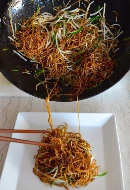 Easy wok recipes noodles