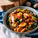 Chinese Rice Cake Stir-fry