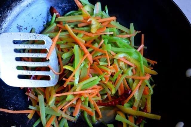 Shredded Pork Stir-Fry, An Easy Yu Xiang Rou Si, by thewoksoflife.com