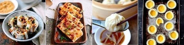 dim-sum recipes