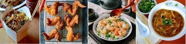 chinese take out recipes