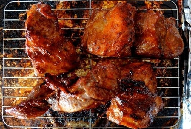 Chinese bbq pork recipes honey