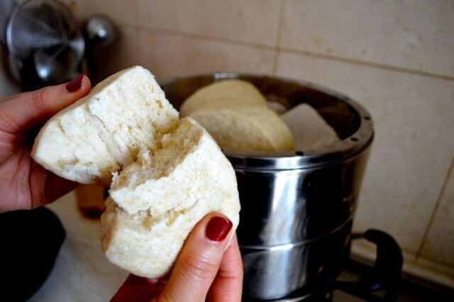 All-Purpose Chinese Steamed Bun Dough (Man Tou), by thewoksoflife.com