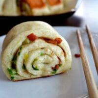 Chinese Scallion Rolls (Hua Juan)