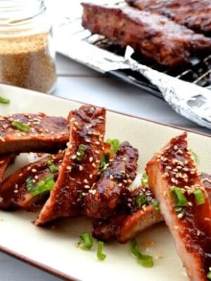Take Out Style Chinese Spare Ribs, by thewoksoflife.com