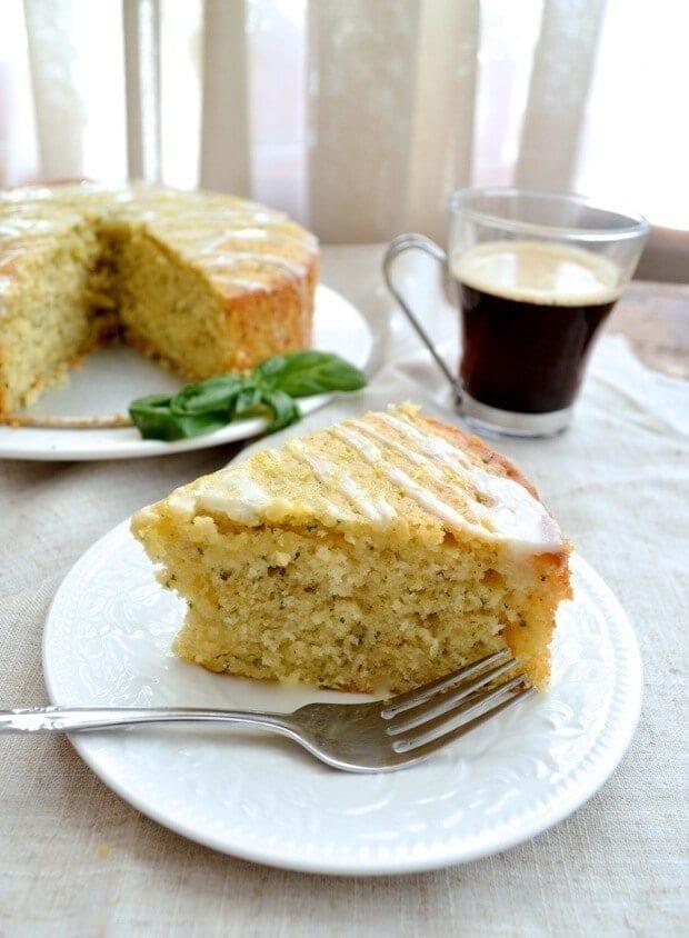 lemon-basil-yogurt-cake-1