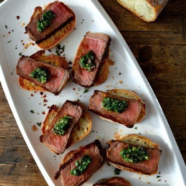 Steak Pinchos
