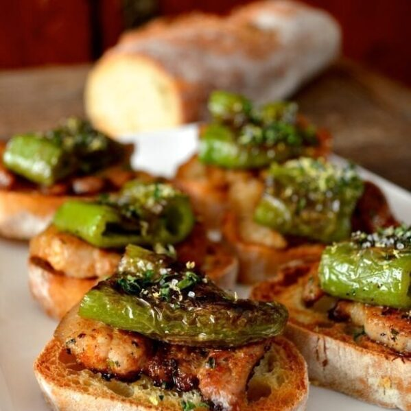 A Trio of Pinchos - Basque Country Favorites - The Woks of Life