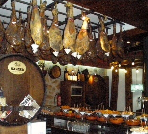A Trio of Pinchos - Basque Country Favorites, by thewoksoflife.com