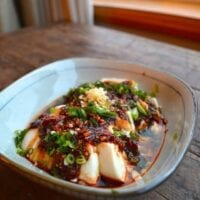 Spicy Cold Tofu (Liangban Dofu) – A 5 Minute Recipe
