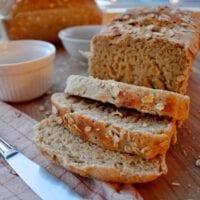 homemade multigrain bread by thewoksoflife.com