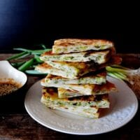 9-Layer Scallion Pancakes