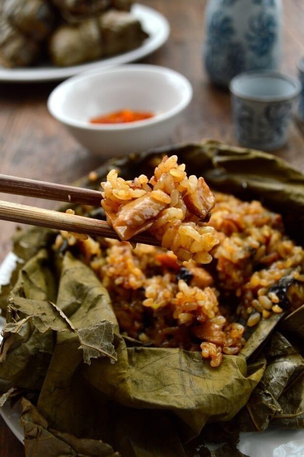 sticky-rice-lotus-leaf-22