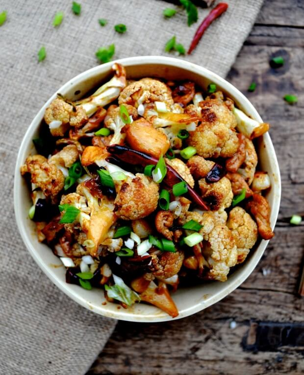 cauliflower-stirfry