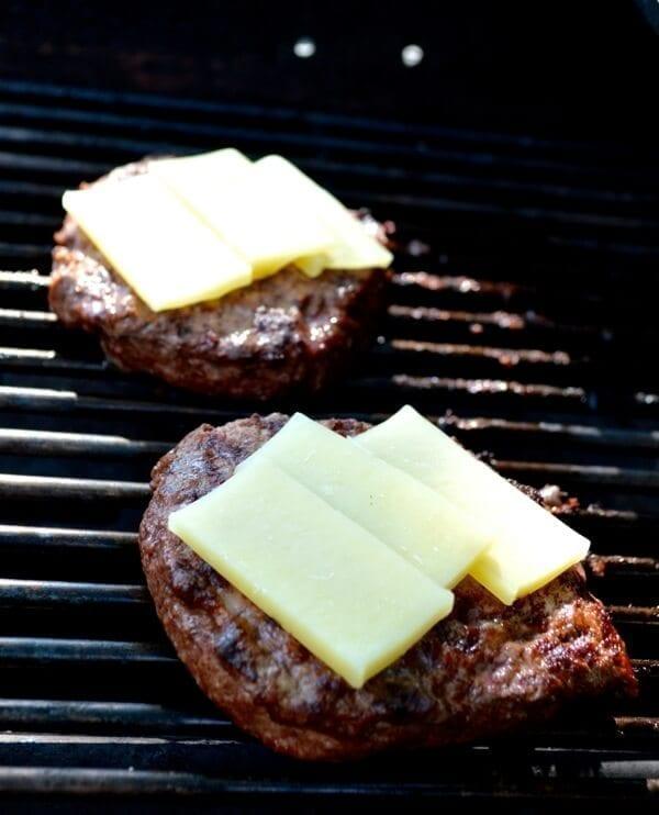 Cheeseburgers by thewoksoflife.com