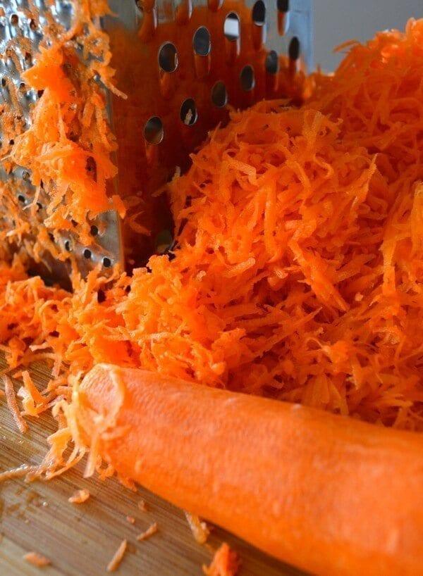 Grated Carrot | thewoksoflife.com