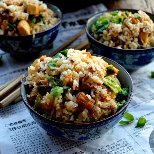 Cantonese chicken salted fish fried rice the woks of life cantonese chicken and salted fish fried rice by thewoksoflife ccuart Image collections