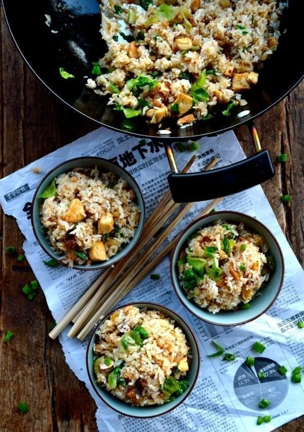Cantonese Chicken & Salted Fish Fried Rice   The Woks of Life