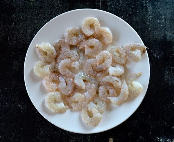 Scallion Ginger Shrimp by thewoksoflife.com