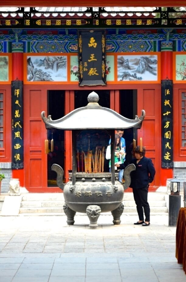 A Trip to Huashan and Xi'an by thewoksoflife.com