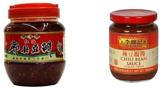 chili broad bean paste