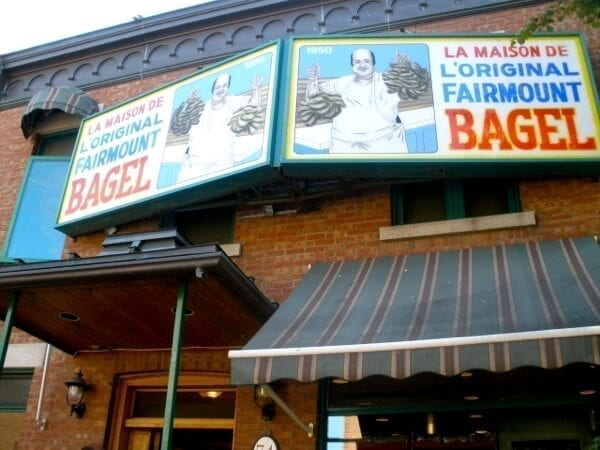 Montreal Bagels - Fairmount bagel, by thewoksoflife.com